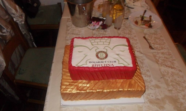 59. Proslava petogodišnjice cartera Rotarakt kluba Bijeljina - Rotaract Club Bijeljina